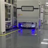 5G光伏搬运机器人